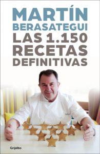 portada del libro las 1150 recetas definitivas
