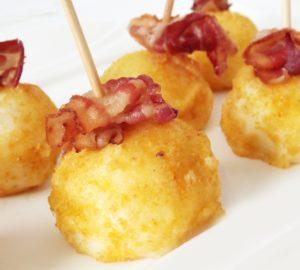receta de croquetas de jamón