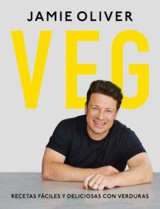 """Espaguetis de calabacín inspirados en el libro """"VEG"""" de Jamie Oliver"""