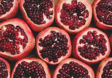 dolores menstruales: alívialos con granada